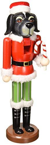 Santa's Workshop Christmas Dog Nutcracker, 14