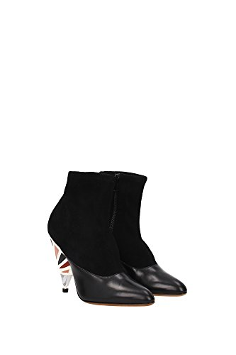 Black BE09099178001 Ankle Givenchy Women boots UK AgFxFqw0X