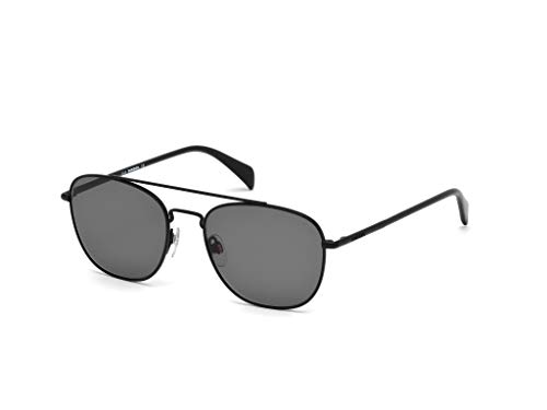 Diesel Dl0194 Aviator Sunglasses Black 54 mm