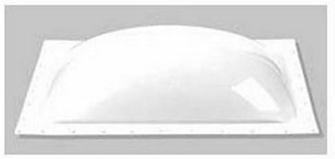Sr Specialty Recreation SL1518W Skylight Exterior 15X18 White