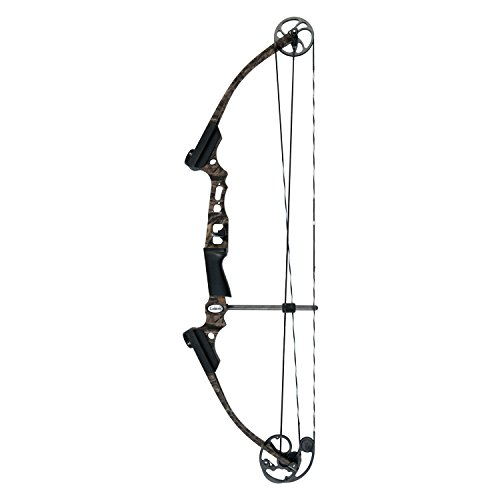 Genesis 12244 Mini Bow with Kit, Right Handed, Lost Camo