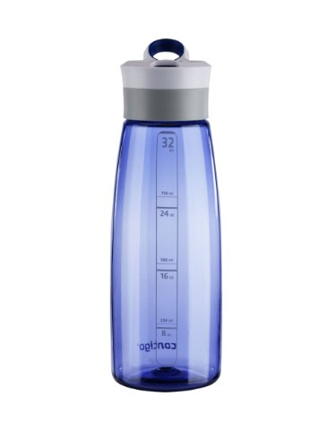 Contigo AUTOSEAL Grace Reusable Water Bottle, 32 oz., Cobalt
