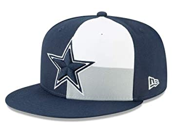 Navy New Era Dallas Cowboys 2019 NFL Draft Official On-Stage 59FIFTY Fitted Hat