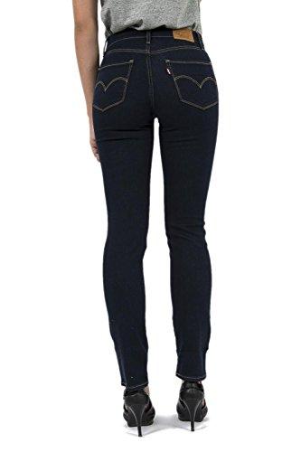 Bleu 724 Rise 18883 Jeans Levis Straight High wOax4q