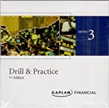 Ser 3 Drill and Prac Cd Rom 12E, Kaplan Financial, 1419502824