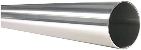 .065 Welded 304L 16 Gauge - 3 Length 1 OD 3A Polished Stainless Steel Tubing