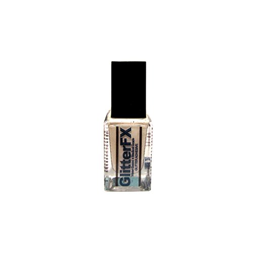 [European Body Art GlitterFX Special Effects Makeup Adhesive Glue] (Special Effects Makeup Supplies)