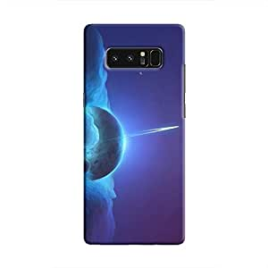 Cover It Up - Planet Cloud Galaxy Note 8 Hard Case