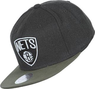 Brooklyn Break Nets Ness NBA Mitchell Gorra Away amp; 8PgqSS