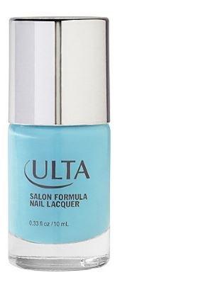 ULTA Salon Formula Nail Lacquer Blue Right Past You (Ulta Salon)