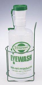BELART - Rack- Steel- Eye Wash Bottle, EA1