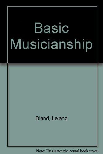 Basic Musicianship