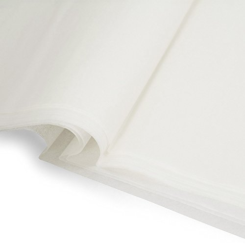 TrueCraftware - 300 Sheets - Parchment Paper for Baking Pan