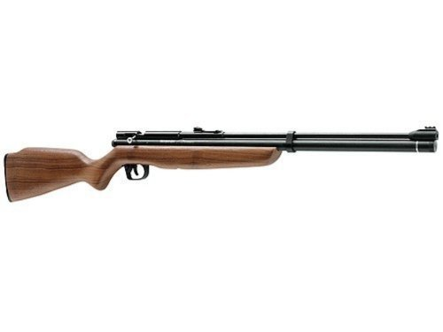 Crosman Benjamin Discovery Pre-Charged Pneumatic PCP Dual Fuel .177 Air Rifle and Pump (Pre Tank Charged)