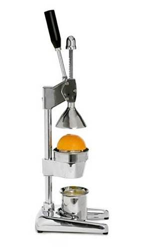 Polished Chrome Cone Cone (Rabbit Citrus Power Professional Juicer)