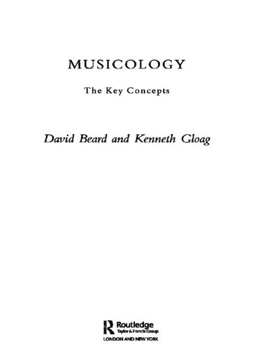 Musicology: The Key Concepts (Routledge Key - Beards Styles Popular