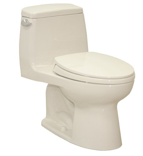 TOTO MS854114E#12 Eco Ultramax Elongated One Piece Toilet, S