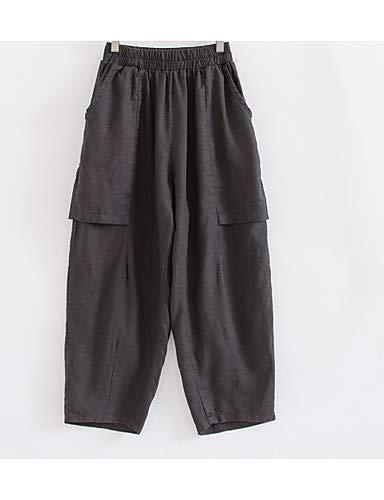 Unita Donna Pantaloni Tinta Da Red Basic Yfltz Harem xYRCqIwqf