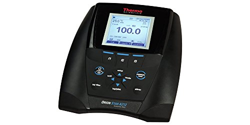 Thermo Scientific Orion Star A212 Conductivity/TDS/Resistivity/Salinity/Temperature Benchtop Meter (Benchtop Meters)