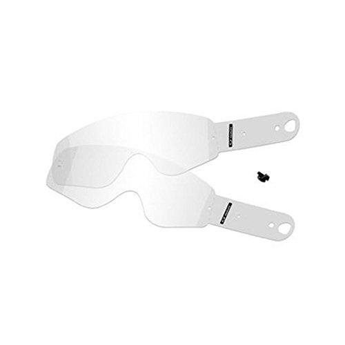 Oakley Crowbar MX Adult Laminated Tear-Off Off-Road/Dirt Bike Motorcycle Eyewear Accessories - 14 - Customize Oakley Goggles