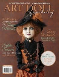 Art Doll Quarterly ( Aug/sep/oct 2014)