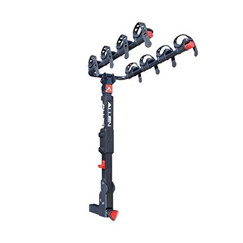Allen Sports Premier Locking Quick Release 4-Bike Carrier for 2 in. Hitch, Model QR545
