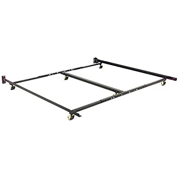 Amazon Com Restmore 46 Low Profile Bed Frame Queen
