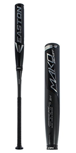 Easton YB17MK12 Mako Beast 2 1/4' 12 Composite Youth Baseball Bat