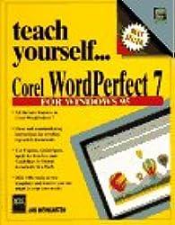 Teach Yourself WordPerfect for Windows 95 (Teach Yourself Visually)