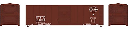- Athearn HO 40' Box Car Single Door NYC #164207