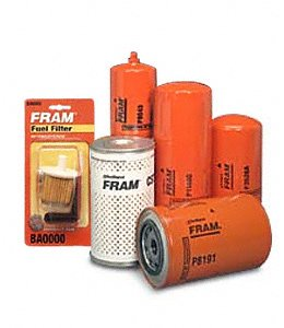 FRAM G12DP Fuel Filter (Jet 7 Club Halloween)