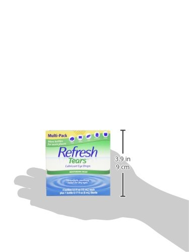 Refresh Multi-Pack 65 ml Refresh Tears, 2.17 FlOZ