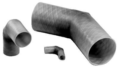 Centek 45 Elbow (Centek Industries 2.5 O.D. 45 Elbow 1200215)