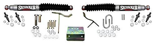 Skyjacker 9239 Silver Dual Stabilizer Kit