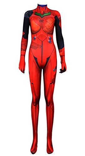 Wolfbar EVA Neon Genesis Evangelion Asuka Bodysuit