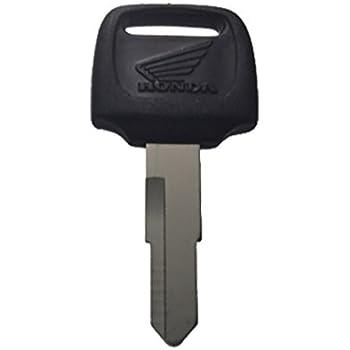 Amazon.com: Ihave llave en blanco para Honda Dream ...
