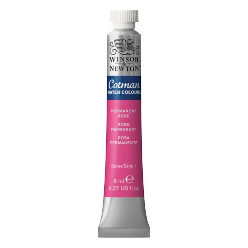 Cotman Watercolor Paint 8ml/Tube-Permanent Rose