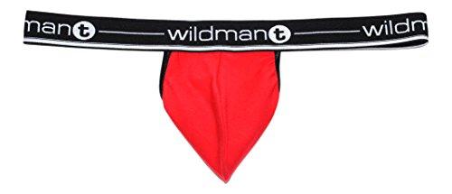 (WildmanT Big Boy Pouch Strapless Jock (Large,)