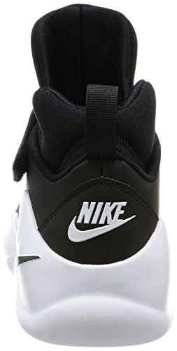 NIKE Men's Kwazi Basketball Shoes Black/Black/White free shipping for nice clearance popular buy cheap brand new unisex SHiyZE
