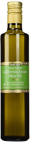Trader Joe's California Estate Olive Oil