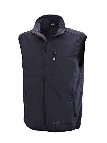 Panciotto Navy Softshell Fifty