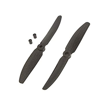 2 Pairs 5030 53 Carbon Fiber Propeller CW/CCW for QAV250/280 H250 Quadcopter