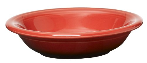 Fiestaware Scarlet Fruit Bowl 459326 by (Ware Fruit Bowl)