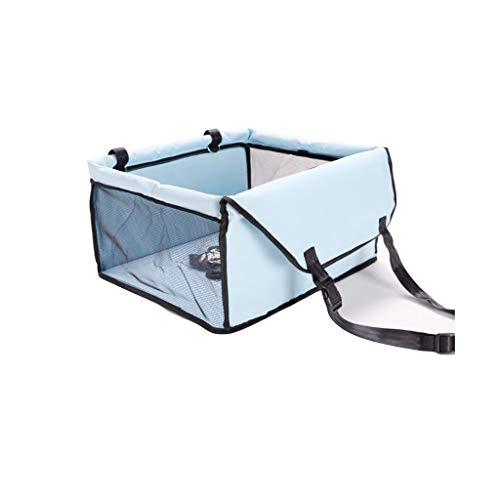 Gfbyq Pet Car Bag, Asiento De Seguridad para Perros Asiento De Coche Cojín Protección contra El Desgaste Impermeable...