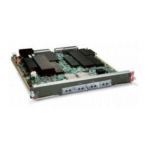 CISCO CAT6500 4PT 10GB ETH MOD REQ XENPAKS REFURB - WS-X6704-10GE-RF