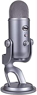 Blue Yeti USB Microphone - Space Gray (B0170NWLWY) | Amazon price tracker / tracking, Amazon price history charts, Amazon price watches, Amazon price drop alerts