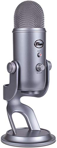 Blue Yeti USB Microphone - Space Gray -