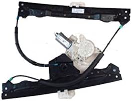 Amazon Com 11 14 For Chrysler 200 4dr Power Window Regulator Driver Side Assembly Front Cable Type Automotive