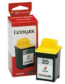 Lexmark Brand X4270 #20 Standard Color Ink - 15M0120