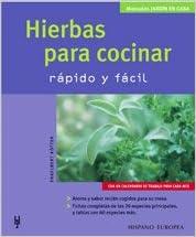 Descarga un libro para encender Hierbas para cocinar (Jardín en casa) iBook